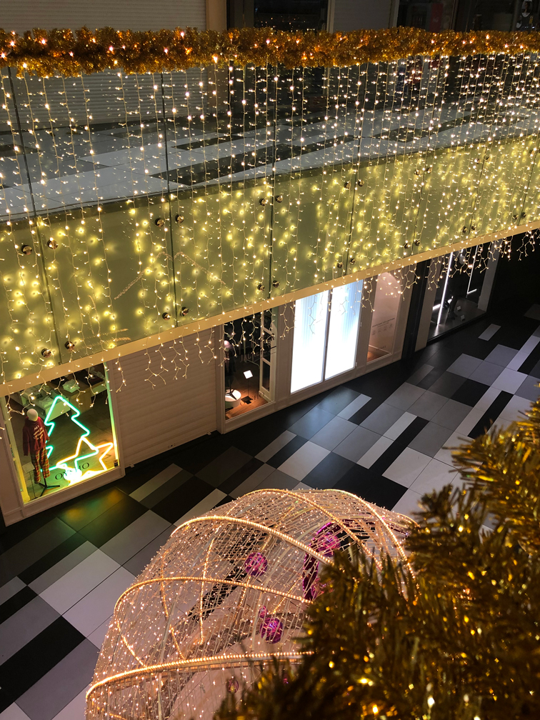 KINGS AVENUE MALL CYPRUS CHRISTMAS 2018