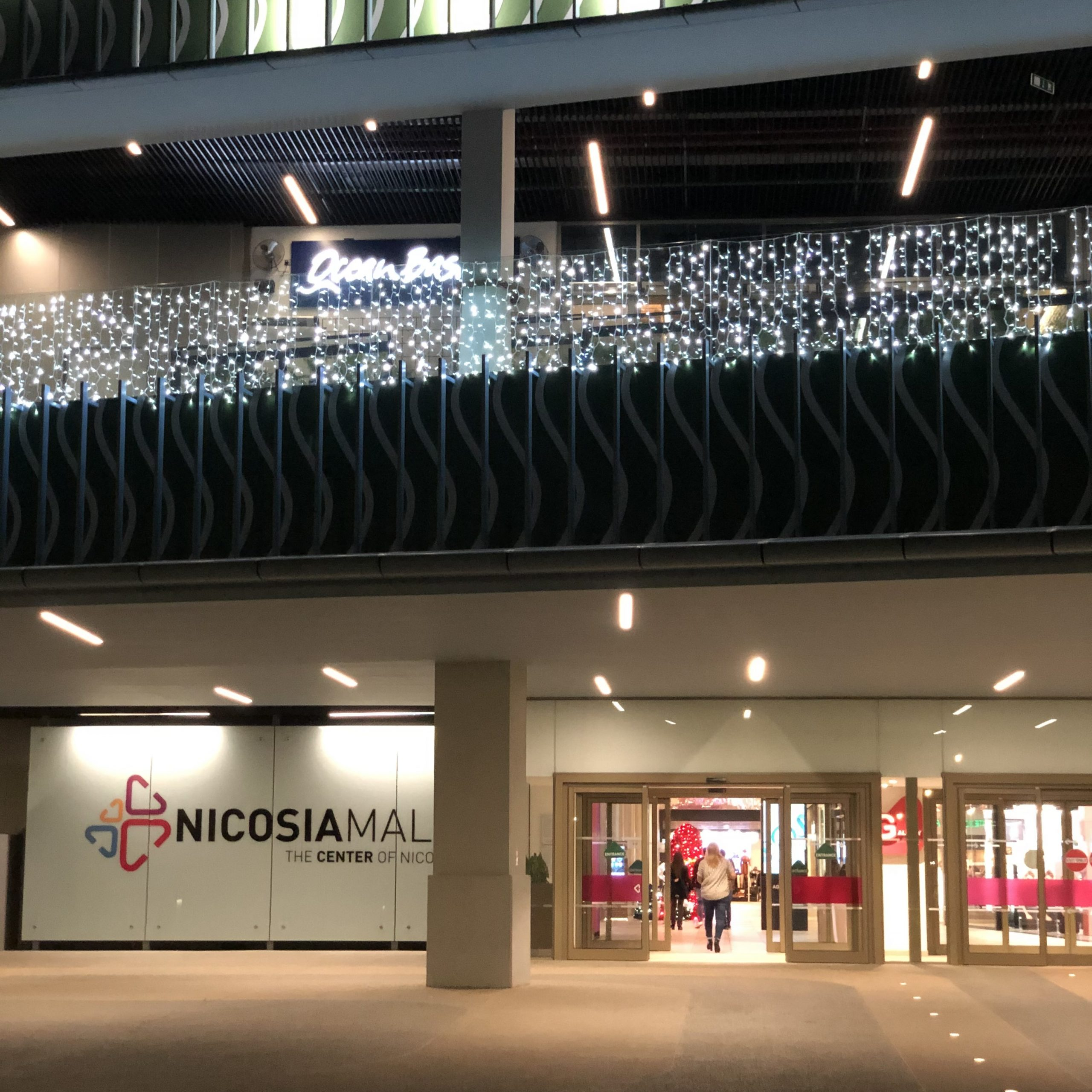 NICOSIA MALL CHRISTMAS 2020